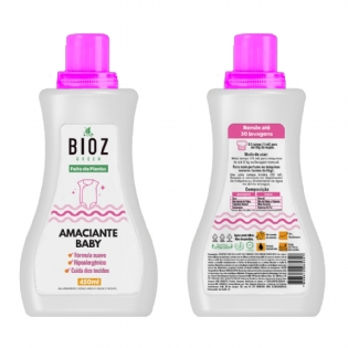 TRIO Amaciante Baby - 450ml