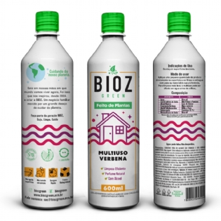 MULTIUSO VERBENA - BIOZ 600ml